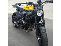 Yamaha XSR700 Accessories