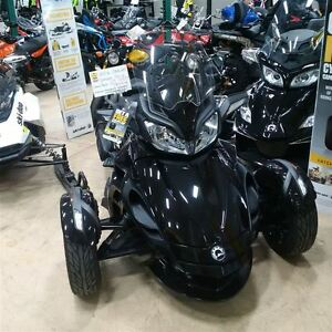 2016 Can-Am Spyder ST-S -