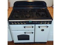 SOLD - Leisure Range Cooker - Classic 90 Dual Fuel