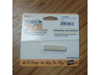 Tusq XL PQL-6060-00 Epiphone Style Slotted Nut - Brand New - Unopened - £5 posted
