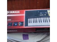 Yamaha electric key board