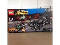 Lego batman superhero