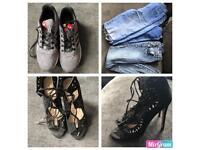 Women's clothes/shoes