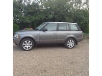 Only 54000 miles 2008 Range Rover Vogue Automatic TDV8 3.6 diesel