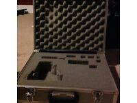 Metal camera case