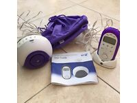 BT Digital Baby Monitor and Pacifier