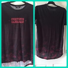 XL long length t shirt brand new without tags