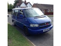 Vw caravelle TDi SWB class disabled 2.5