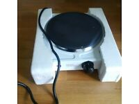 brand new single hotplate hob