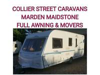 2007 coachman vip 520 × motor movers full awning