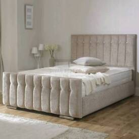 King size bed brand new