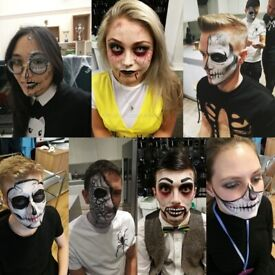 *London Face Painter* Tash Face Painting and glitter for Birthdays, We