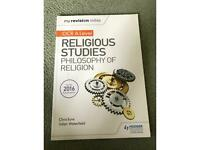 OCR A Level philosophy of religion revision guide