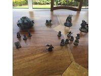Warhammer 40k Catachen Army (small)