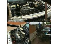 Vauxhall astra corsa nova engine c20ne