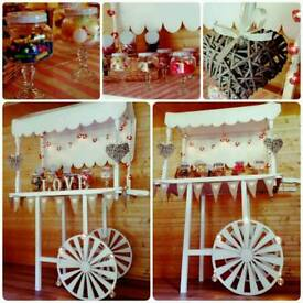**Candy Cart Hire Only**