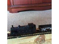 N gauge railway set