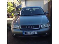 Grey Audi A4 for sale