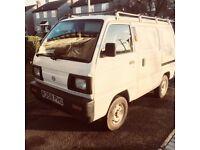 SUZUKI SUPER CARRY VAN 1998
