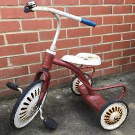 Kids vintage trike