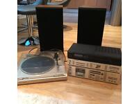 Marantz Speakers and Hifi