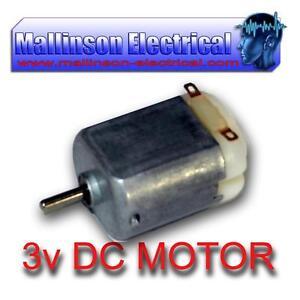 3v-DC-electric-motor-16-000rpm-1-04W-1-5-4-5v-hobby-model-making-robotics