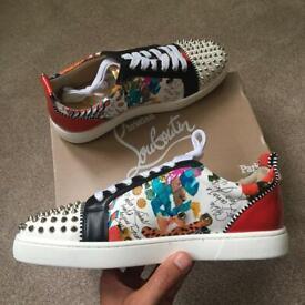 901d1072a1f Christian louboutin shoes not Gucci mcqueen