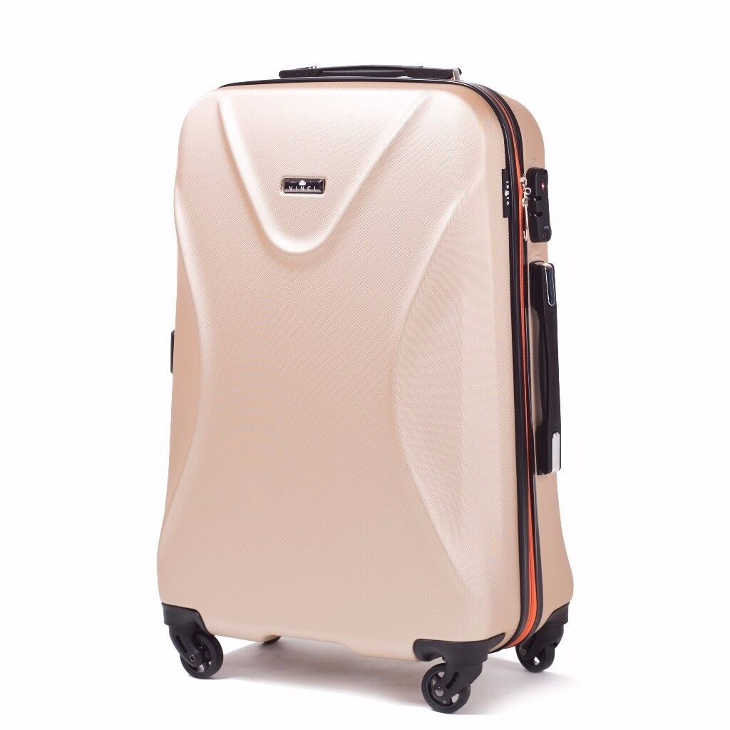 """20"""" S Suitcase ABS+CARBON Cabin Hand Hold Luggage"""