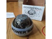 Gyroscopic power ball