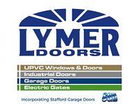 Lymer Doors are a premier UPVC Window & Door, Garage Door and Industrial Door suppliers and fitters