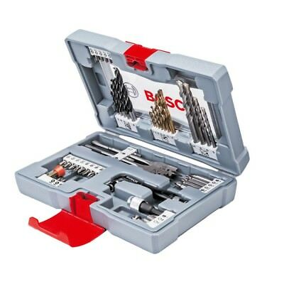 Bosch 49-tlg. Premium X-Line Bohrer-Set Schrauber-Set Bit-Set Bohrer ()