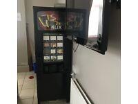 Klix hot drinks vending machine for sale