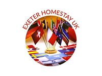 Host families required-Exeter and surrounding areas