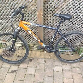 Raleigh Chinook Men's Mountain Bike. 18 gears. Good condition. £50. Rutland