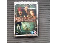 BrandNew Pirates of the Caribbean ( Dead Mans Chest