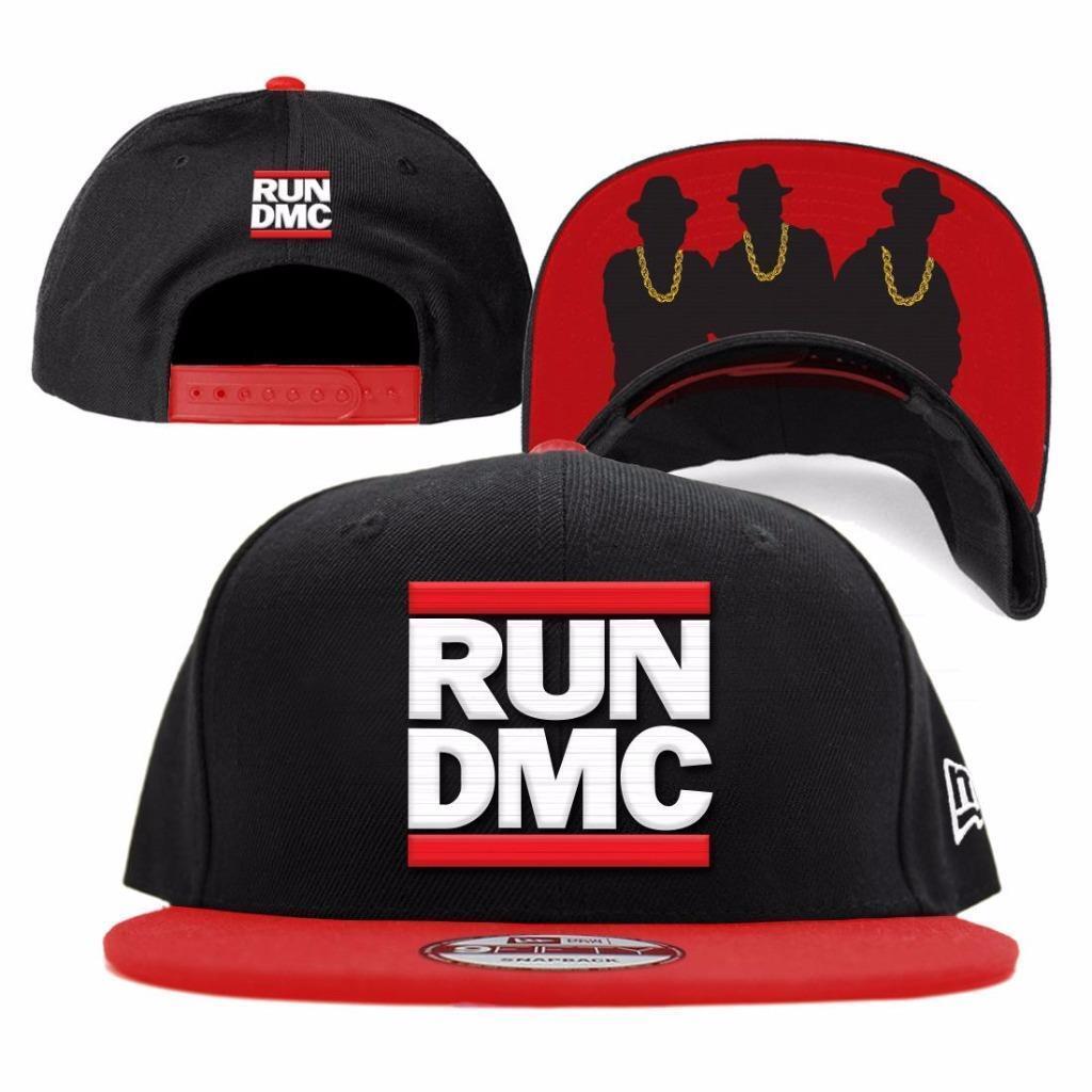 Run Dmc Logo Official New Era 9fifty Snapback Cap Hat