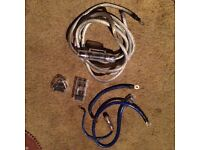 Car leads/audio cables ?