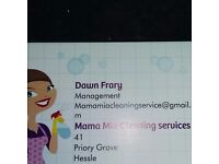 Mama mia cleaning services