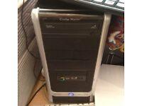 Elite Gaming PC AMD -Phenemon2 3.20 Ghz 4 GB Ram 500 GB hard drive + 22'' Screen