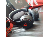 Black Dr Dre Beats HD Solo 2 (NEW)
