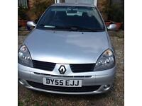 Clio 2005 very good Car 37k MOT end 02/18,£450 Full service history