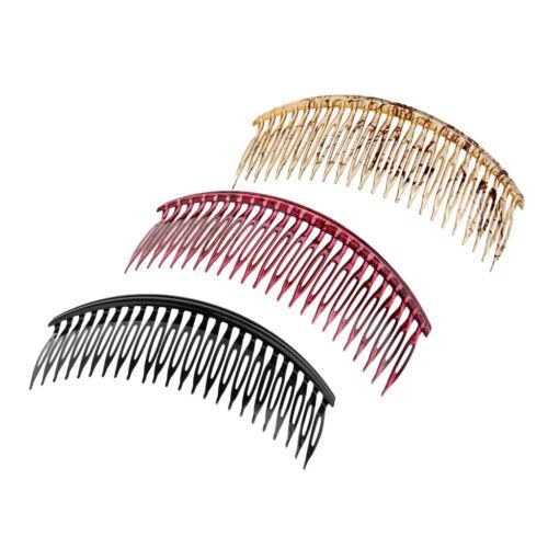 Plastic Hair Comb Slide Hair Band Clip Grip Headband for Wom