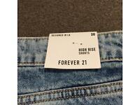 Denim jeans forever 21