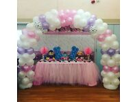 Balloon Arch - for all Occasions, Birthday, Christening, Weddings, Baby Shower & Graduation Party