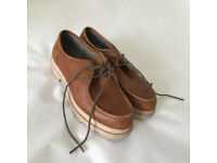 Brown Camper Shoes - Size 40