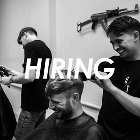 FULL TIME/PART TIME BARBER REQUIRED