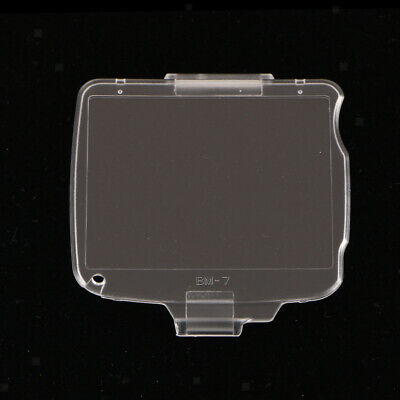 LCD Abdeckung für Nikon D80 SLR Kamera, BM 7 LCD Monitor Schutz Clear Case Nikon D80 Lcd