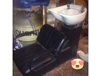 Backwash unit