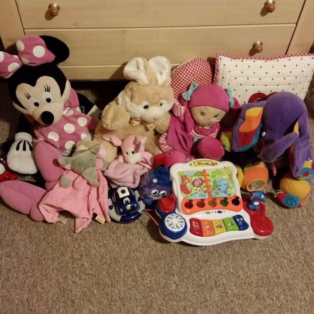 Large toys bundle