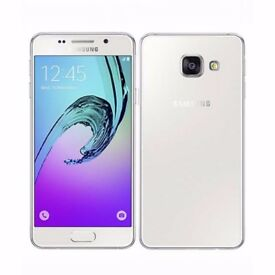 Samsung galaxy A3 2016 white UNLOCKED in excellent condition.